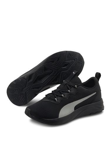 Puma Puma 19435604 Softride Sophia Easy Siyah - Gümüş Kadın Koşu Ayakkabısı Siyah